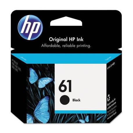 HP 61 Black ink
