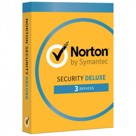 Norton Security Deluxe 3 Devices 3 Years (Includes Norton Secure VPN)