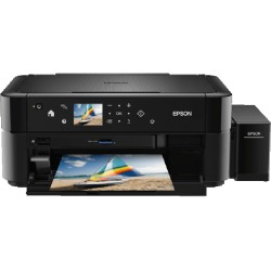 Epson L850 CISS 3 in 1 6 Color Printer