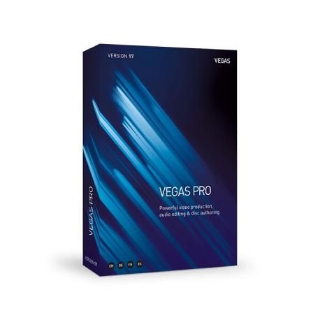 VEGAS Pro/Pro Edit/Pro Suite /Movie Studio/Movie Studio Platinum/Movie Studio Suite - Box - EN/ES
