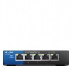 Linksys Business Desktop Gigabit Switch (Unmanaged)