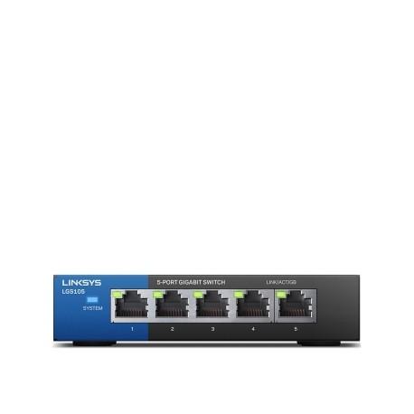 Linksys Business Desktop Gigabit Switch