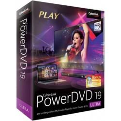 Power Director Ultra 17/Power DVD Ultra 19/Photo Director 10