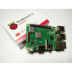 Raspberry Pi 3+ w/ Case Official