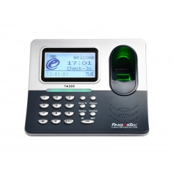 FingerTec Fingerprint Recognition Machine and SoftwareTA300/TA103CR/TA200Plus