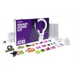 littleBits - Smart Home Kit - with 220V IR Controlled Socket
