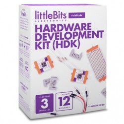 littleBits - Hardware Development Kit