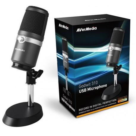 Avermedia AM310 godwit USB Microphone