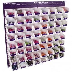 littleBits - Pro Library w wall Storage