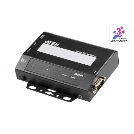 Aten RS-232安全串列設備伺服器