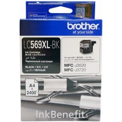 Brother LC569XL Black Ink