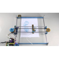 On-site XY-Plotter set up & troubleshooting (2 hours)