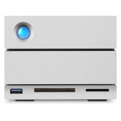 LaCie 2big Dock Thunderbolt™ 3 - More Than Storage