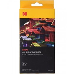 KODAK All-in-One Mini Cartridges PMC-20/PMC-50/PMS-20