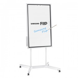 "Samsung Flip 55"" w/stand 可翻轉數位看板"